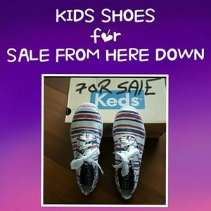Other - 👟🛍️ KIDS SHOES 4 SALE FROM HERE DOWN